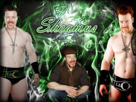 Sheamus by Redzs00