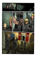 THE END LEAGUE Issue 5, Pg02 by EricCanete
