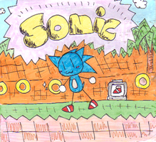 hey its sonic by x-X-lolzgurl-X-x