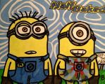 Minion Half Baked by sampson1721