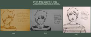 Draw This Again-Third Time's the Charm..Sort of.. by identityxXxunveiled