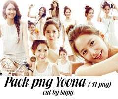 Pack PNG Yoona by Supy-phh