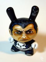 Punisher Dunny by bryancollins