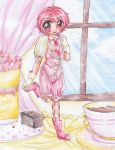 Dressed up for the Tea Party by kumapastrychef