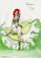 Poison Ivy by honest-liar-13
