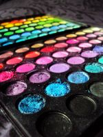 Make up pallet by Becwa