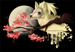 Ninetales by anouki-morgenstern
