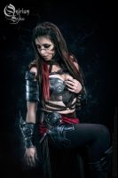 Guild Wars 2 Cosplay : Norn Armor 6 by Deakath