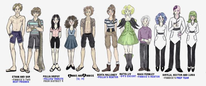 OC's (from my fanfiction) by xxIgnisxx