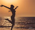 Sun dance II by klapouch