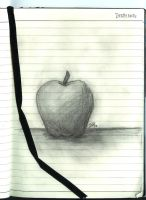 The Apple in the Death Note by Gin-no-Tsuki1326