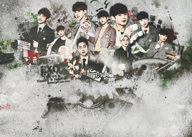 EXO FINALLY 9 FOREVER BOY IN LUV by Luyi-Loo