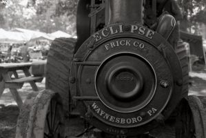 Frick Tractor I by rdungan1918
