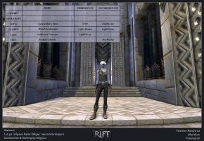 Fashion Recipe 02 - RIFT by Neyjour