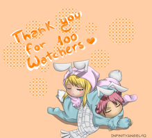 Thank you! by LoloHime