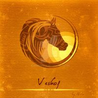ASOIAF - GREAT STALLION VEZHOF By Nube by NubeNuvola