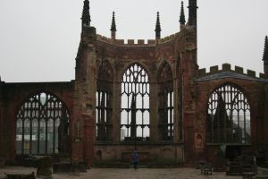STOCK-Coventry Cathedral by IRAtheIV