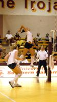 USC VS ASU Volleyball 5 by dtphotog