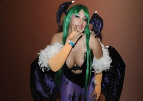 Morrigan Aensland - I want you by AlyChuCosplay