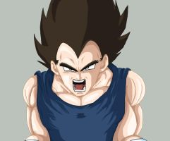 Vegeta rules... new style by cougermiau