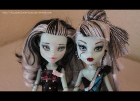 Dare to be Different by MySweetQueen-Dolls