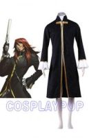 D.Gray-man Cross Maria Costume for Cosplay by meganpu