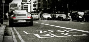 Bus Lane? by Muhanned