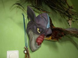 My Preed Mask by StanHoneyThief