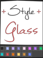 Style Glass by DafneEditions02
