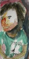my portrait drawn by my sister by lalitkala