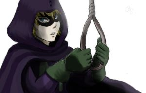 SP. Mysterion by BastetSeimoore