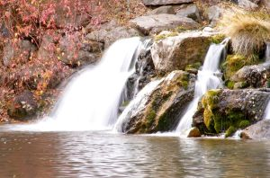 Small Waterfall by GeologyNut