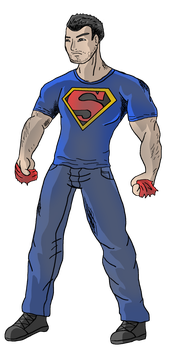 Superman Truth by Kal-Kent