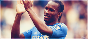 Drogba l Signature by DONICFC