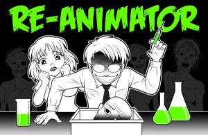 Re-Animator by ZombieGirl01