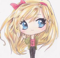 Day 82: My New and Improved Chibi self! :) by SammyyT