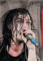 Bert Mccracken by SabiNoir