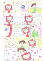 Thomarie Love Comic-Mi Trabajo Pag 2 by EmiWasHereEV