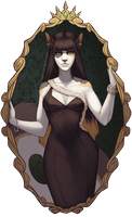 Queen of Everything by danielleclaire