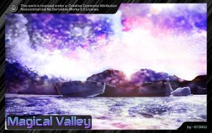 Magical Valley Wallpaper Pack by 878952
