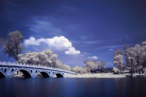 Scenery IR - 01 by josgoh