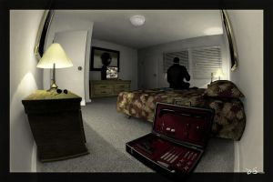 A Hitman's Evening by chromosphere