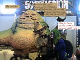 Jabba's therapy by Boredman