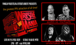 WrestleMania d-X raided by Porepre9000