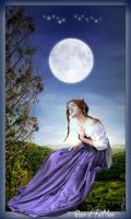 Queen of FullMoon by maiarcita
