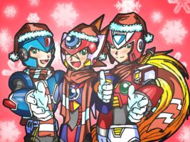 Merry Christmas, Hunters by Shoutaro-Saito
