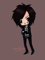 Ronnie Radke by enviousDollie