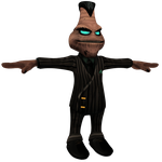 Ratchet and Clank: FFA - Chairman Drek by o0DemonBoy0o