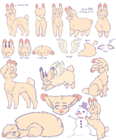 CLOSED l Species concept auction #2 (stuff added) by Sno-berry