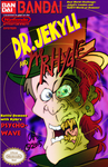 Dr Jekyll And Mr Hyde by Chopfe